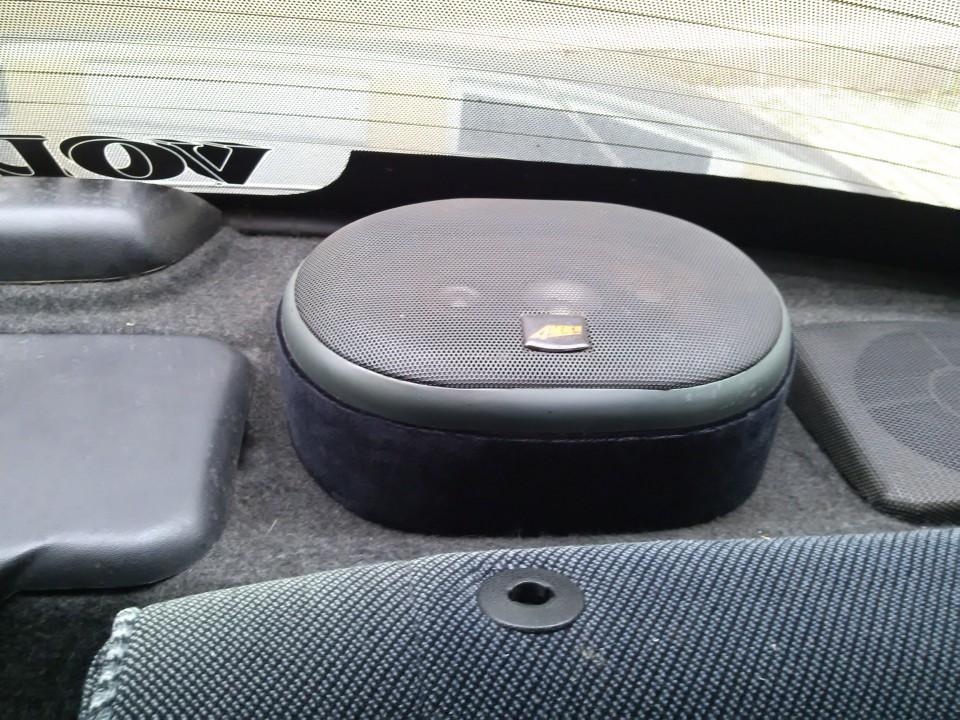 Колонки в автомобиле своими руками